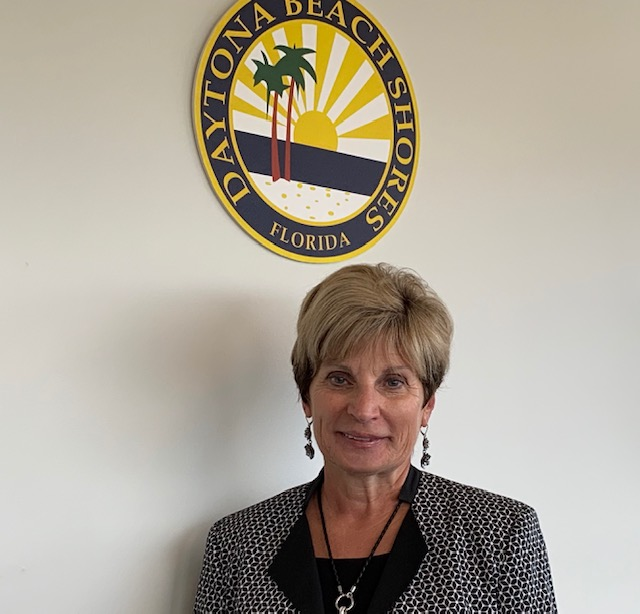 Mayor Nancy Miller