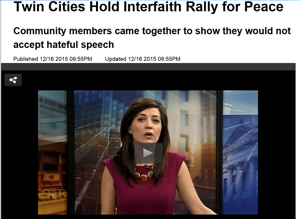 For WMBD's coverage of the event, go to  http://www.centralillinoisproud.com/news/local-news/twin-cities-hold-interfaith-rally-for-peace