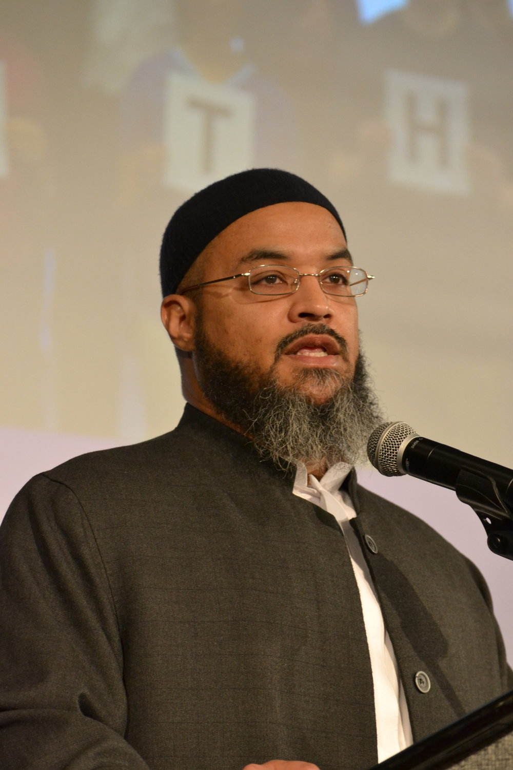 Imam Khalid Herrington