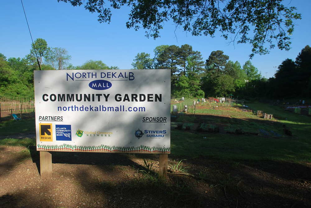 North Dekalb Mall Community Garden Food Well Alliance
