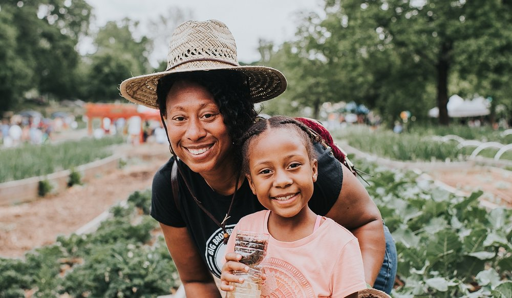 Learn more  about how our community gardens are increasing community vitality in their neighborhoods.