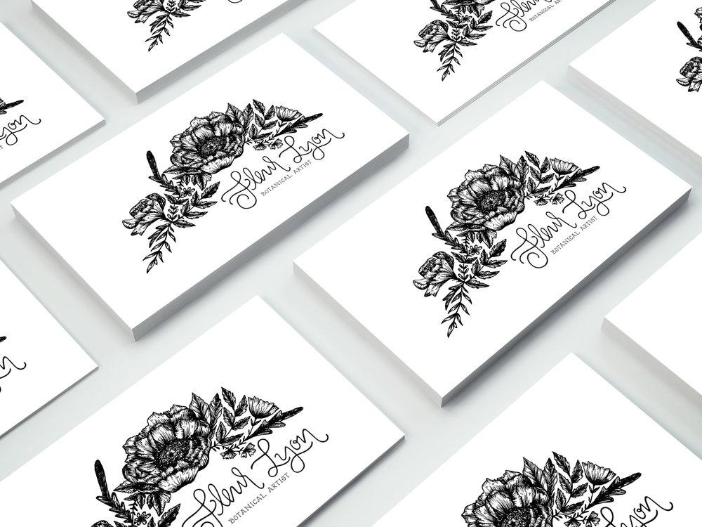 Fleur Lyon Logo | Britt Fabello
