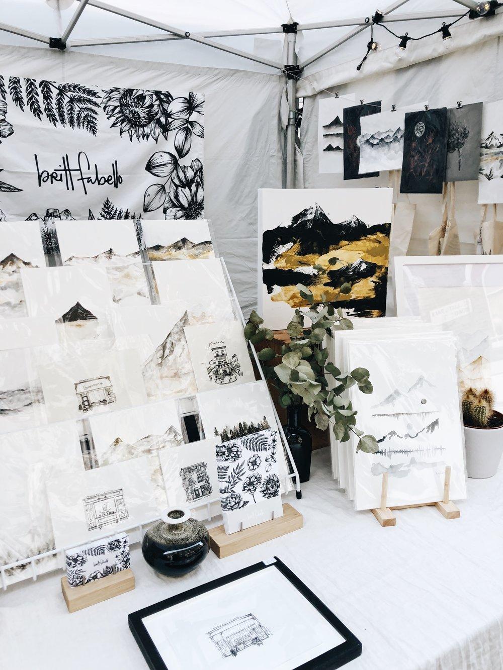 Primrose Hill Christmas Festival | Britt Fabello