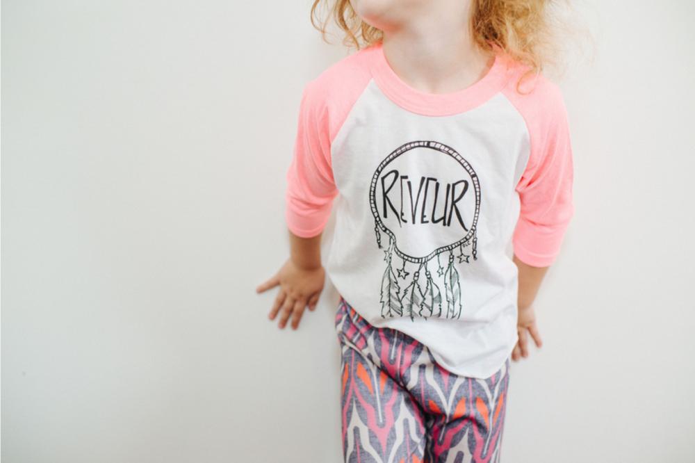 Illustration: Clothing Designs for Dandy Lion Co | Britt Fabello