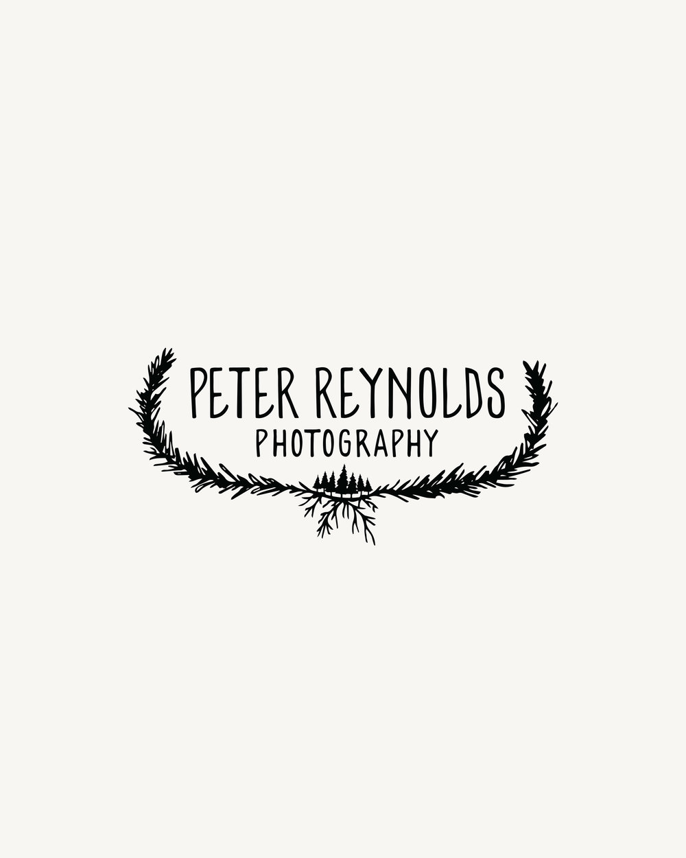Design: Logo & Branding for Peter Reynold Photography | Britt Fabello