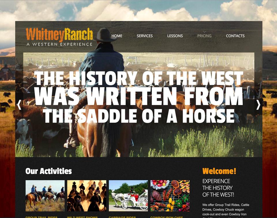 whitney ranch