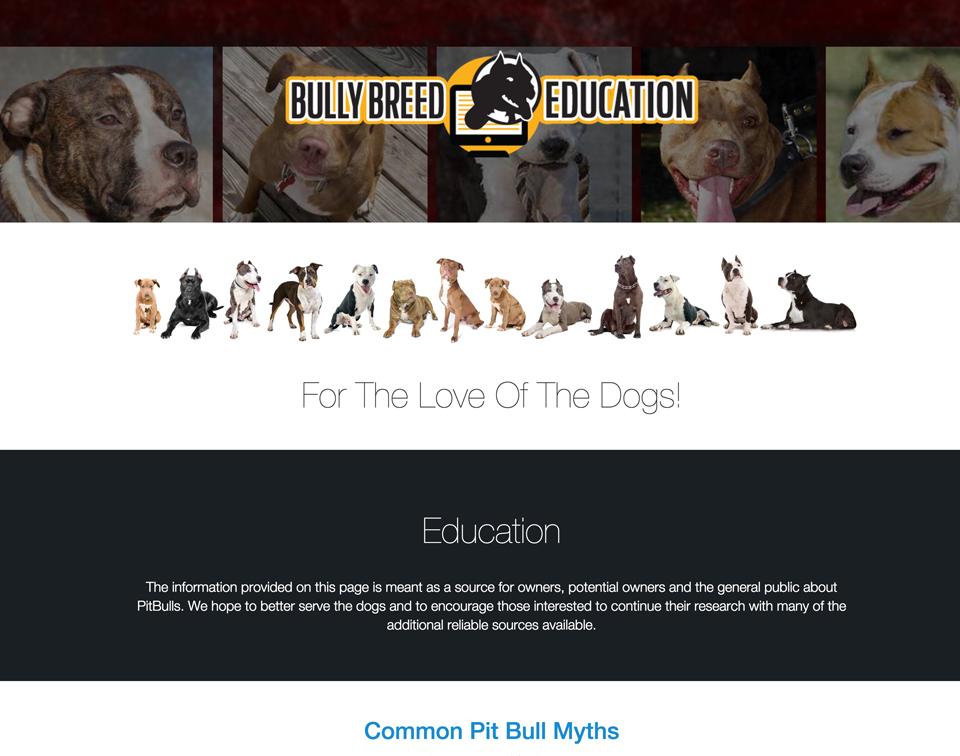 www.bullybreededucation.com