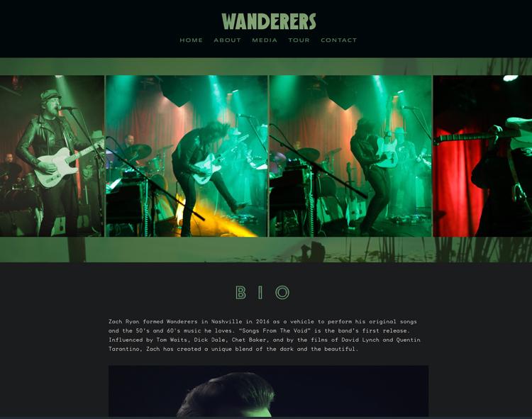 www.wanderersband.net