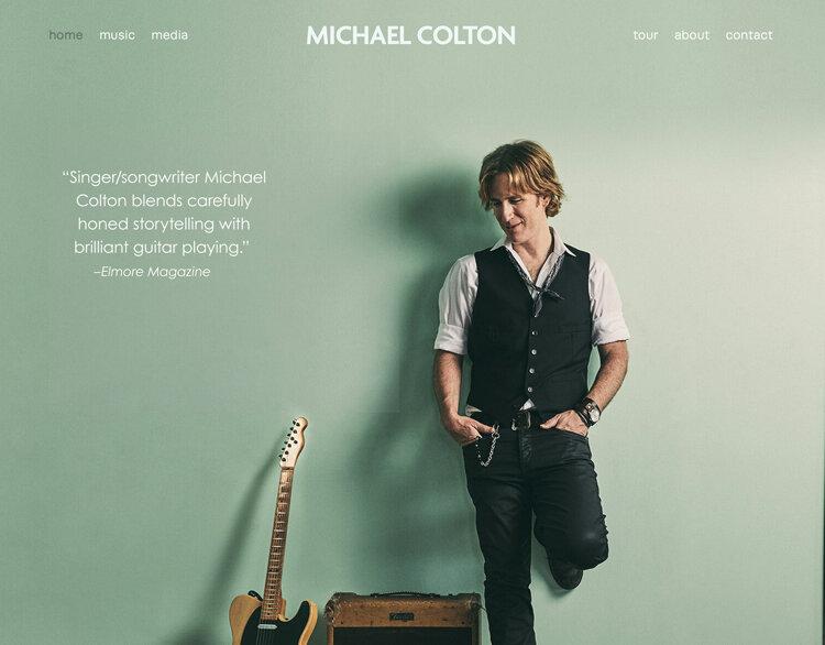 www.michaelcoltonmusic.com