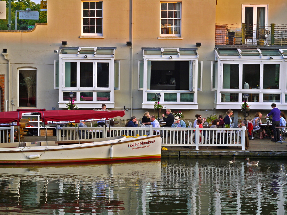 Oxford Party Boat Hire