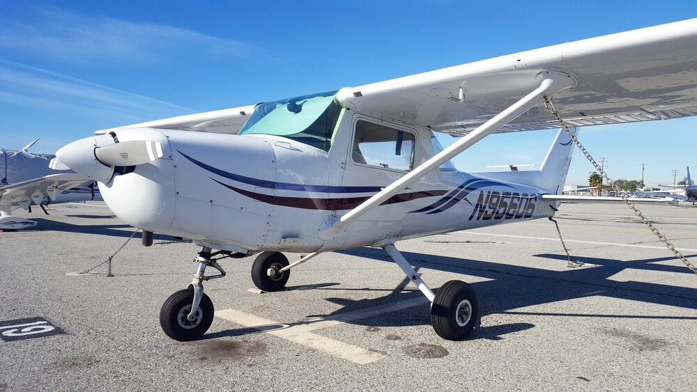 Cessna 152 - N95606     Non-Member    $135/hr /    Standard    $122/hr /    Premium   $115/hr  Great basic trainer. Lycoming 108 HP engine, good for two people under 200lbs each. Single Nav/Com, Garmin GTX327 transponder.