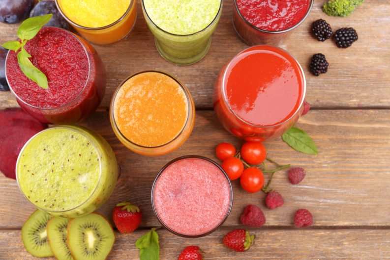 BALTIMORE MAGAZINE - Five Juice Bars to Keep New Year Fresh