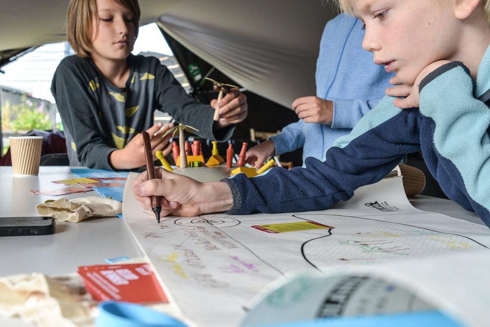 Workshops FabCity Campus Amsterdam,2016 foto: vincentkuyvenhoven.nl