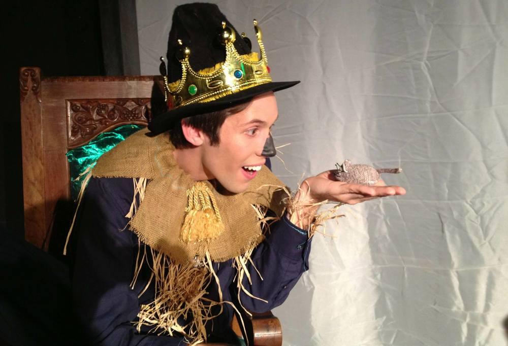 Marvelous Land of Oz   (Scarecrow) New American Folk Theatre