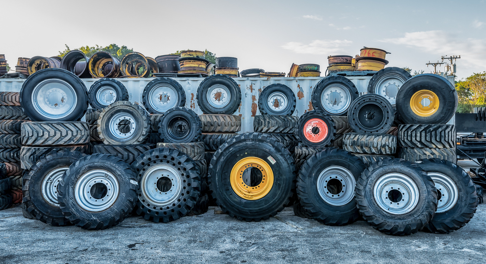 Wheels & Tires Ready at a Moments Notice