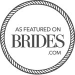 View our BRIDES.com feature