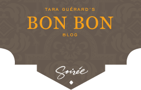 Mason Hosker featured on premier wedding planner, Tara Guerard's, BON BON Blog