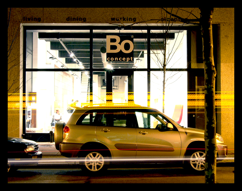 Bo Concept    We performed design, procurement and construction management services on this project.