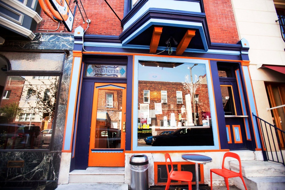 Capogiro Gelato Artisan (Passyunk)    We performed design, procurement and construction management services on this project.