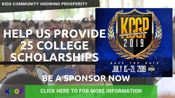 Be a sponsor for KCGP