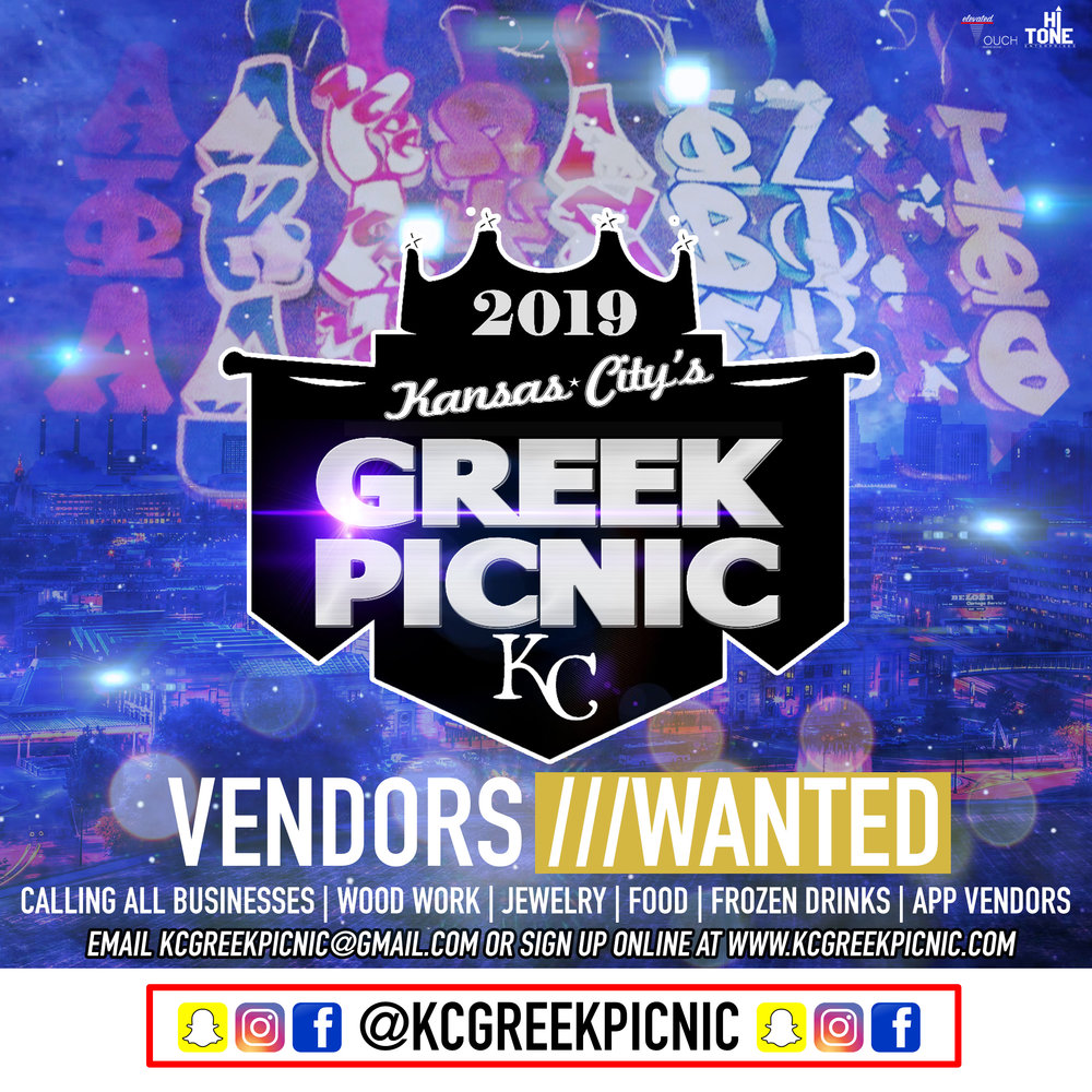 BE A VENDOR AT KCGP - THIS IS A GREAT OPPORTUNITY TO EXPAND                           YOUR BRAND