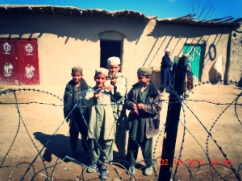 afghanchildren