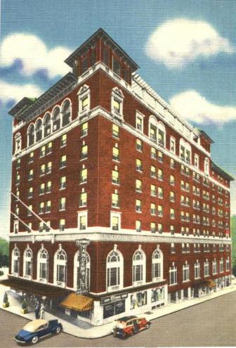 The Vanderbilt Hotel