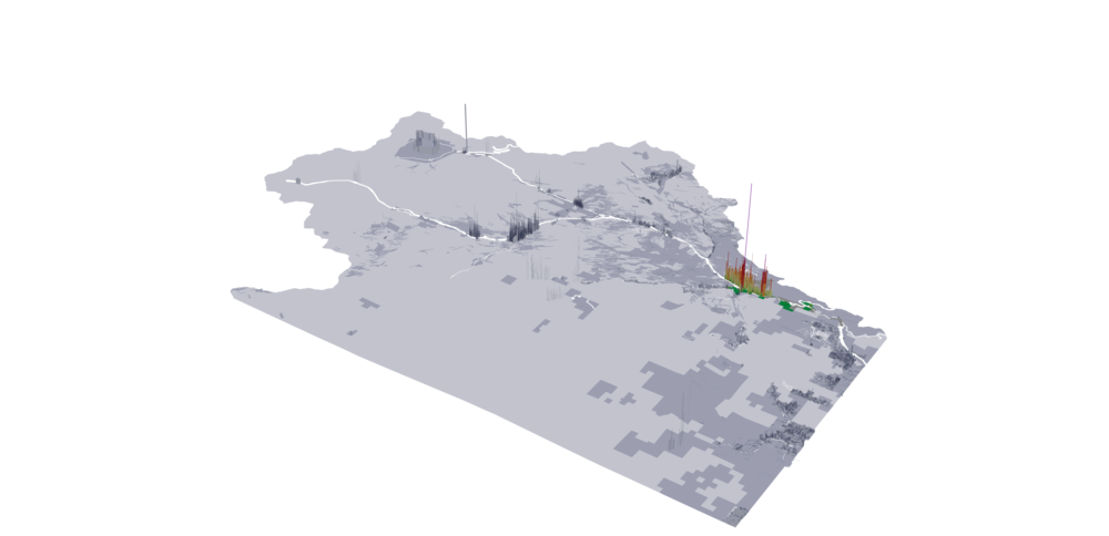 Idaho Springs 3D Tax Value per Acre.png