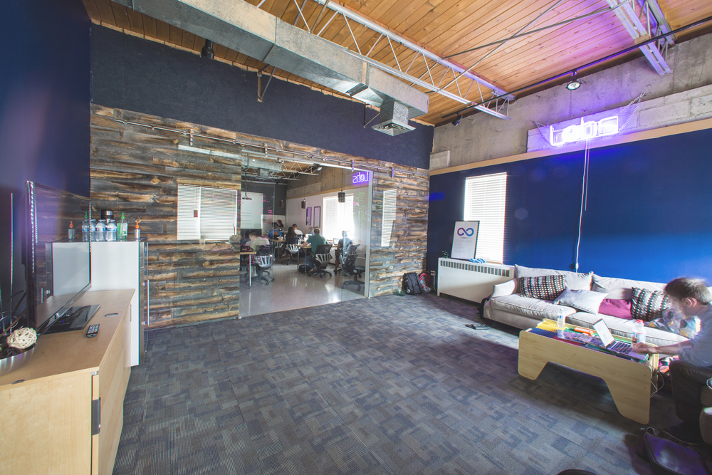 8,000 sq. feet resource center for companies and entrepreneurs