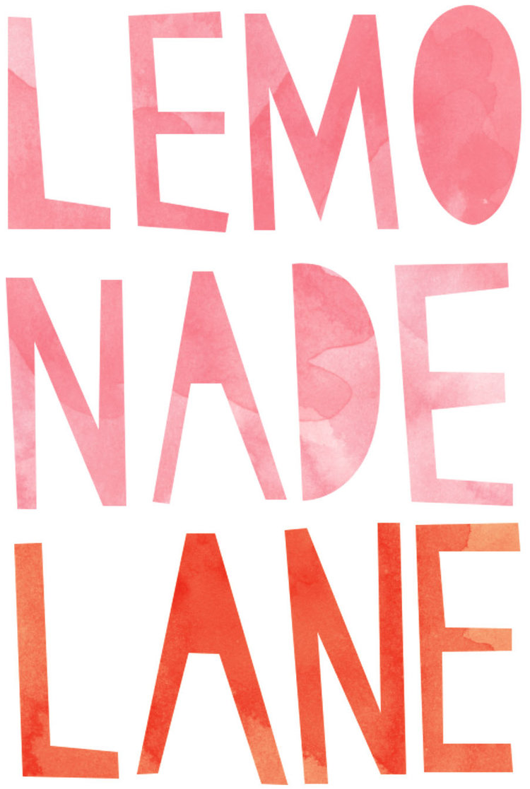 Lemonade Lane | Stories of sweet, sweet life