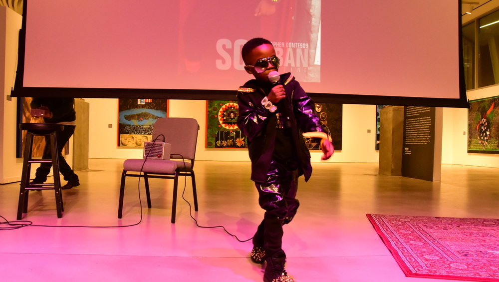 Artist: Young Trell was the youngest performer at 6 years old! He was OUTSTANDING.