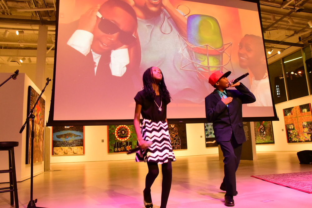 Artists: Rappers KDW (Kicking Down Walls) was a pleasant surprise with their thoughtful raps and undeniable swag!