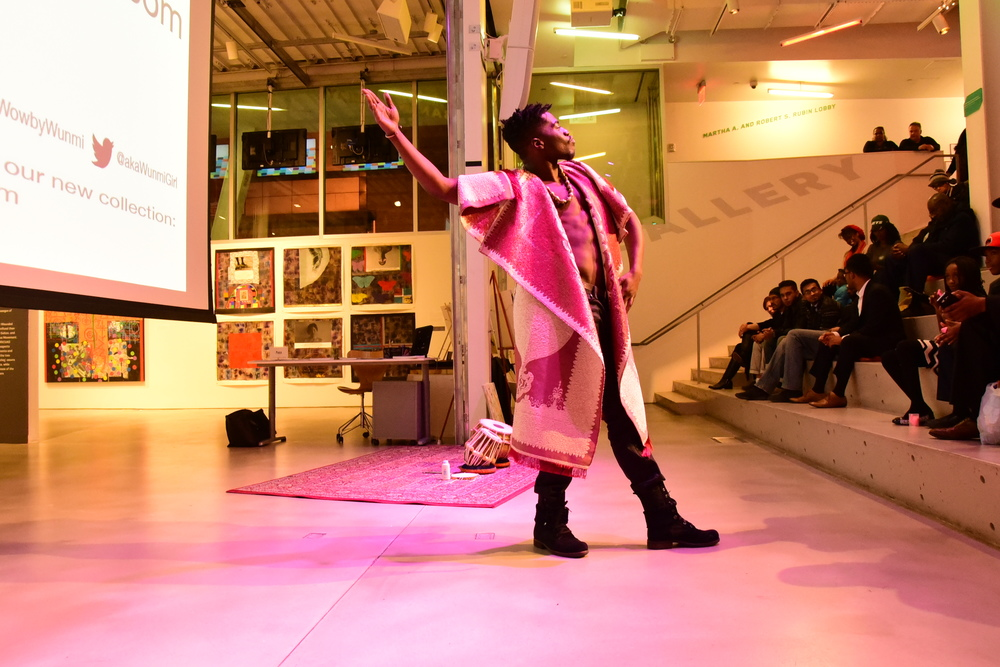 Artist: Fashion WOW WOW by Wunmi- One Word- Hot!!