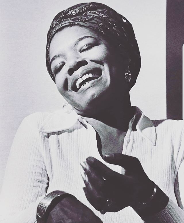 H E R O I N E  __  We celebrate you, Dr Maya Angelou! Thank you for calling us forward, for demanding that we move beyond our limiting stories and to cast a different vision. Thank you for reminding us that we have a choice. Thank you for creating a life that exemplified all the notions you spoke.  __  #happybirthday #legend #heroine #thisgirlthatgirl