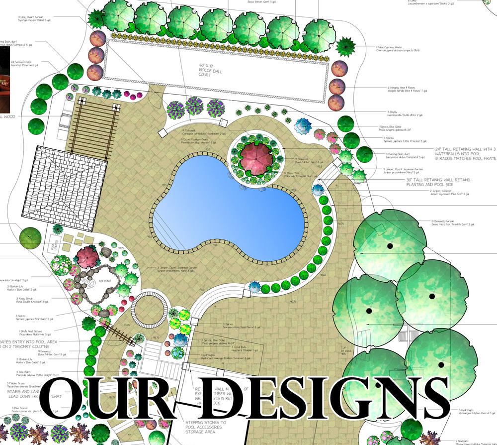 Our Design Portfolio