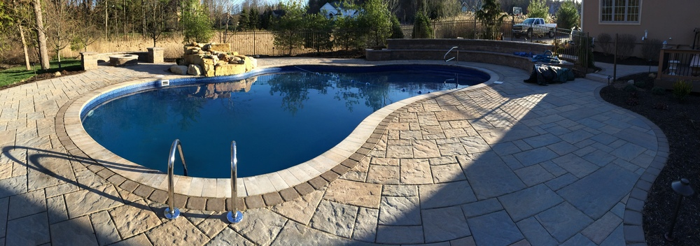 pool site design and build — syracuse lightscapes, inc.