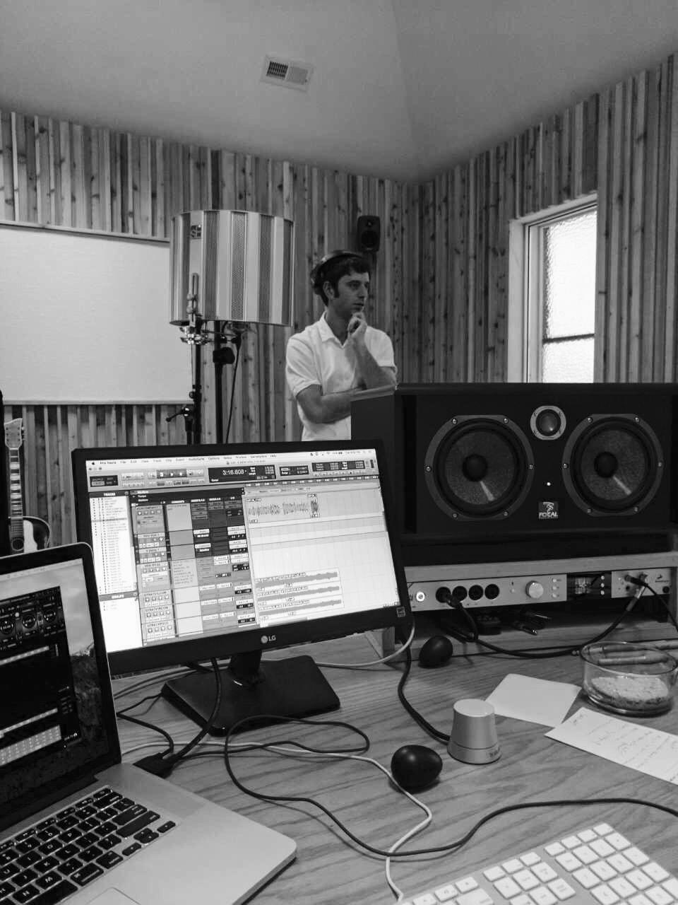 Luluc Studios, Brooklyn NY,2017