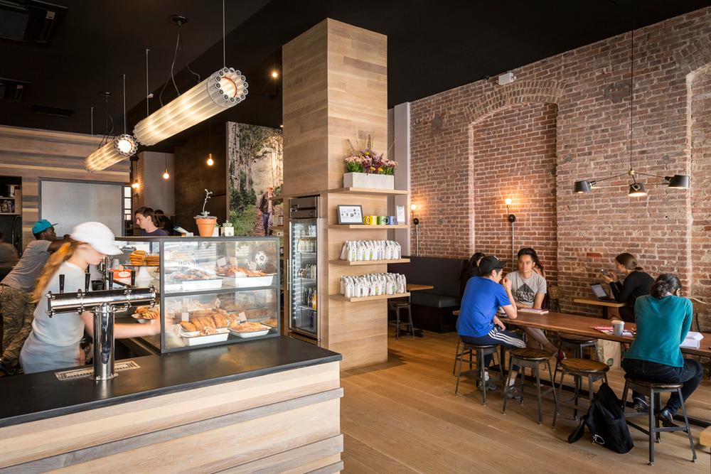 Upper East Side Irving Farm Coffee Roasters