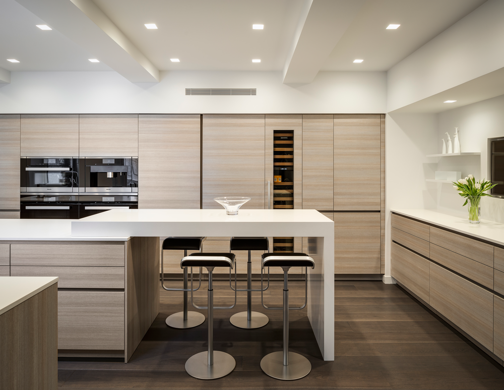 Upper West Side Modern Kitchen