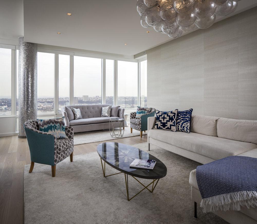Ariel West - Upper West Side Living Room