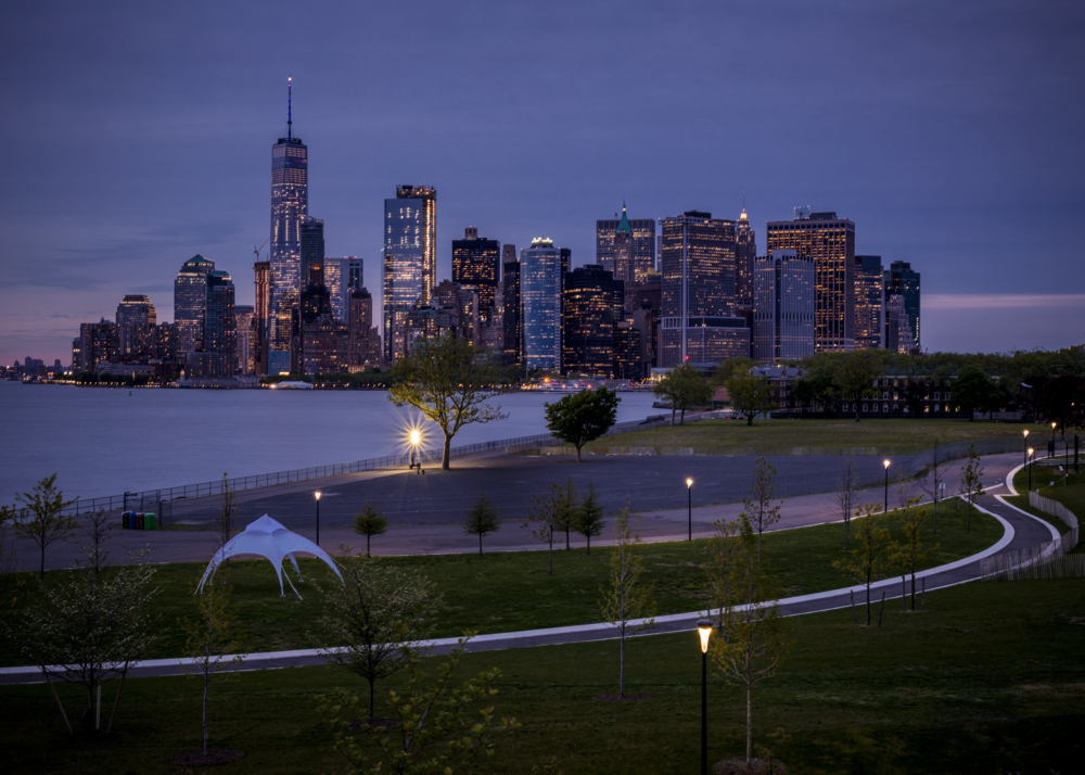 The Hills on Governors Island 1