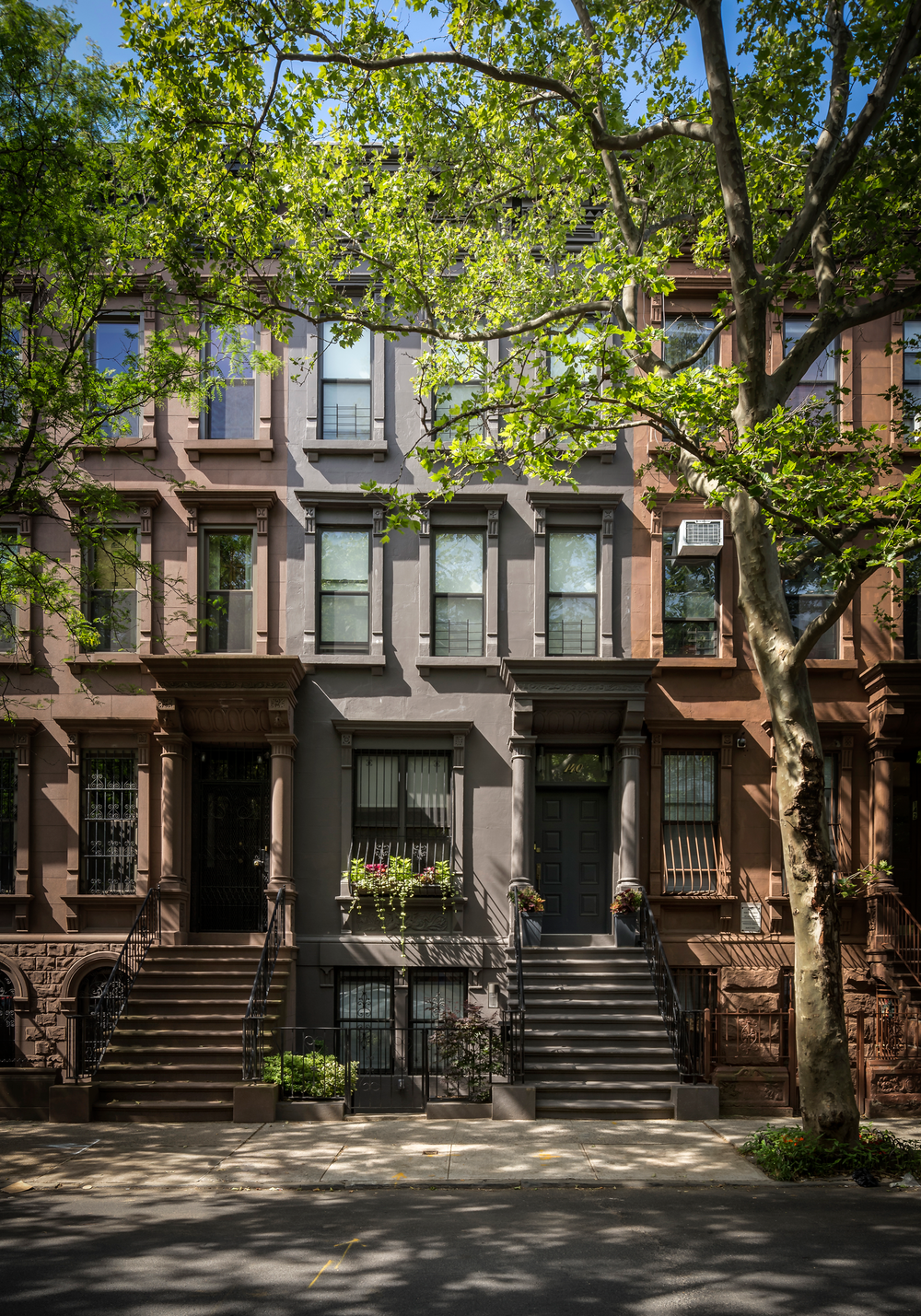 Central Park North Townhouse