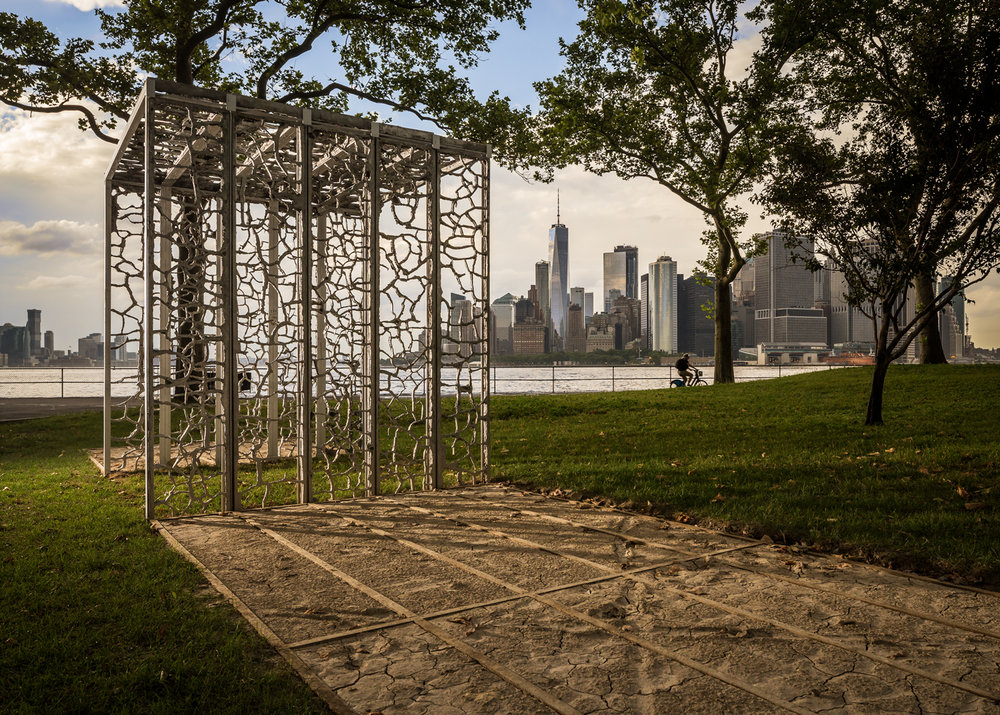 Cast & Place: Pavilion on Governors Island