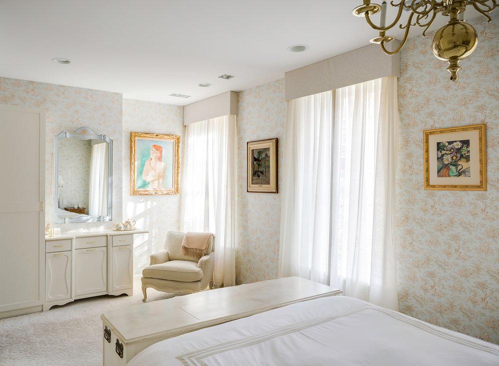 Greenwich Village Townhouse Bedroom