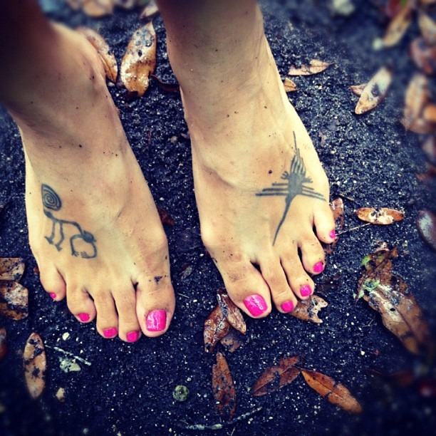 para que necesito #pies su tengo alas para volar #dancingintherain (Taken with Instagram)