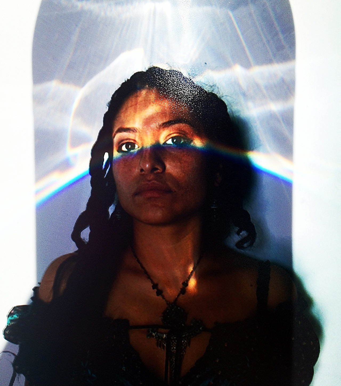 Beaming Eyes  by  Geraldine Lozano