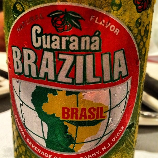#Guarana n #Ironbound w/ the #family  (Taken with  Instagram )