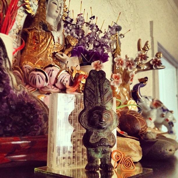 #goddessshrine #kwanyin #guanyin #guanshiyin #Avalokiteśvara & #Viracocha the #femaleside #shrineshine