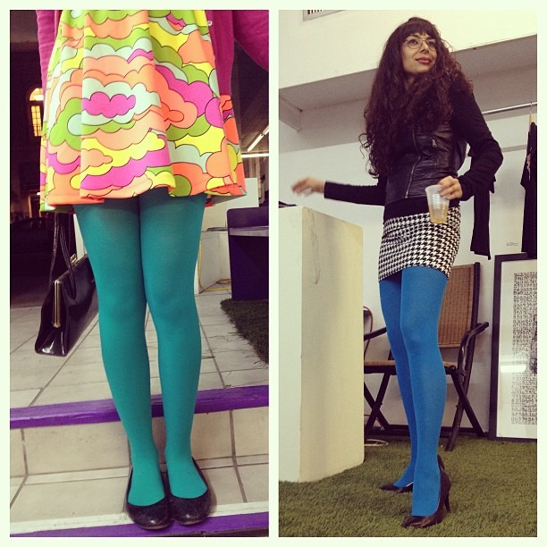 #tights #psychedelic #patterns #timeandspace #purplepopup #sweetvisuals #atnight