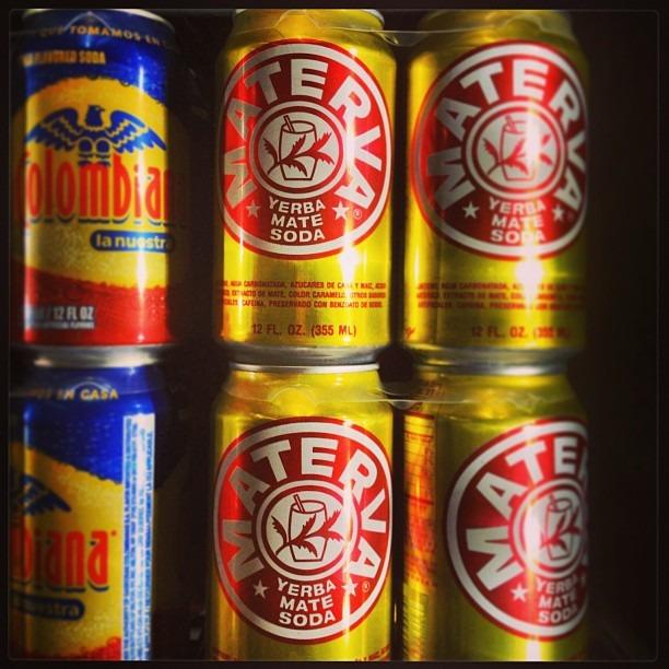 #materva #yerbamate #soda  #what!? #bubbly #energy #green caffeine #sanjose #latinoamericano #market